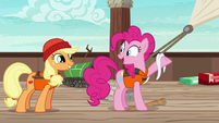 "Pinkie Pie ""that's the spirit!"" S6E22"