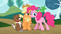 Pinkie Pie and Applejack S02E07