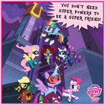 Power Ponies Facebook promo