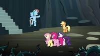 Rainbow Dash -it was your idea- S4E02