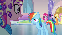 Rainbow Dash telling the truth S03E12