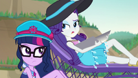 """Rarity """"the answer is no"""" EGFF"""