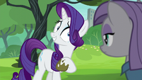 Rarity --really should go wash them-- S6E3