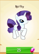 Rarity MLP Gameloft