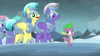 Royal guard 1 --faced the evil changelings before-- S6E16