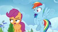 "Scootaloo ""Crushinator Jaws of Smashalot"" S8E20"