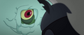 Squabble's eye stares back at Grubber MLPTM.png