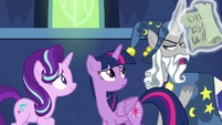 "Star Swirl ""not interested in reconciliation"" S7E26"