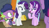 "Starlight ""so they'll never find out"" S8E7"