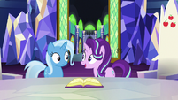 "Starlight ""that's technically a teleportation spell"" S7E2"