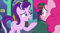 Starlight -she probably just found a new rock- S8E3
