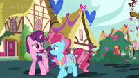 Sugar Belle -he has been on his own- S8E10