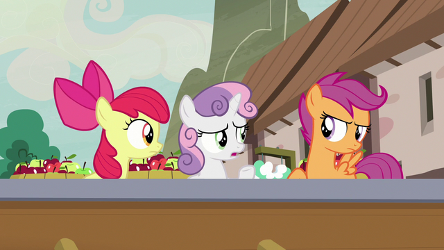"""File:Sweetie Belle """"how many spies do you know?"""" S7E8.png"""