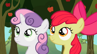 Sweetie Belle and Apple Bloom S2E05