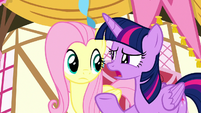 "Twilight ""can you understand what he's saying?"" S8E18"