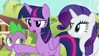 Twilight --everything you're doing is-- S6E10