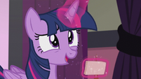 Twilight --real question about Cutie Mark Magic-- S5E25