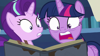 "Twilight Sparkle ""the Temple of Ponhenge?!"" S7E25"