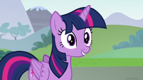 Twilight Sparkle hopeful S5E22