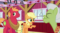 Young Applejack --I get what you're sayin'-- S6E23