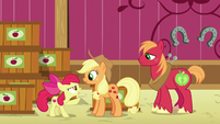 Apple Bloom --never told a lie in your whole life!-- S6E23