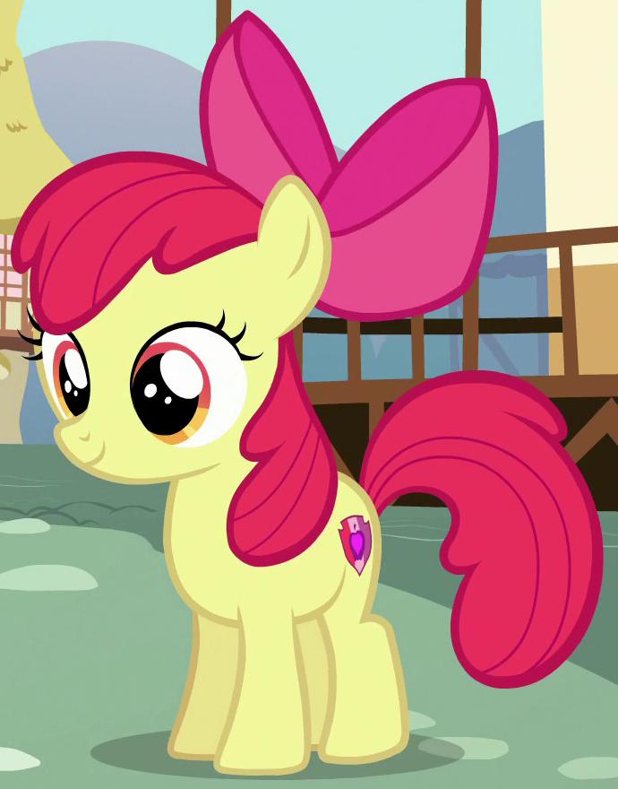 Apple Bloom  My Little Pony Friendship is Magic Wiki  FANDOM