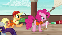 "Applejack ""I'll give it a go!"" S6E22"