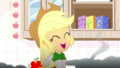 Applejack laughing SS14.png