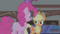 Applejack notices Apple Bloom is gone S1S09.png