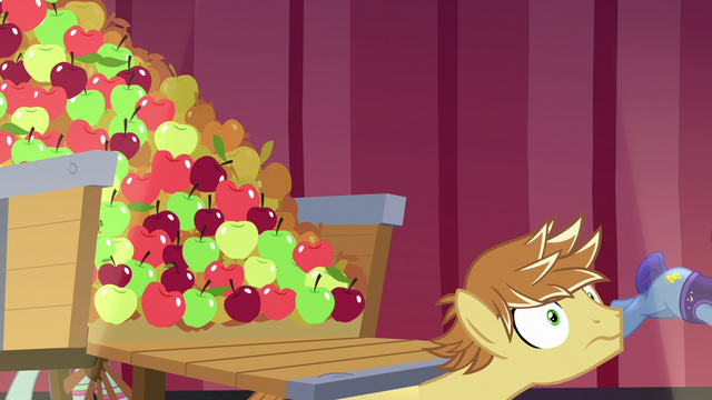 File:Cart of apples falling on top of Feather Bangs S7E8.png