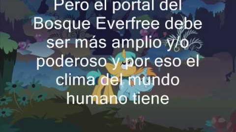 El Portal del Bosque Everfree