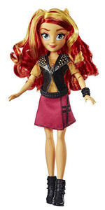 Equestria Girls Classic Style Sunset Shimmer doll