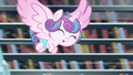 Flurry Heart flying happily S6E2.png