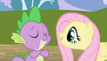 "Fluttershy ""Oh my, he talks"" S01E01.png"