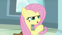 "Fluttershy ""did you know he's actually"" S9E21"
