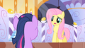 Fluttershy asks Twilight to keep a secret 2 S1E20.png