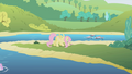 Fluttershy at a river S1E5.png