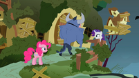 Iron Will Rarity Pinkie Pie3 S2E19