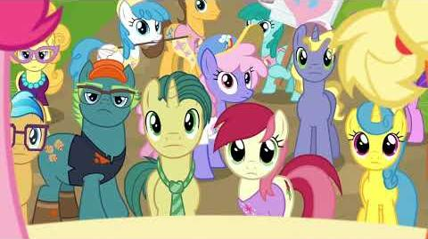 MLP FiM - Flawless Song (Audio fix) Ger CC 1080p60 No Watermarks