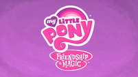 My Little Pony Opening Titlecard
