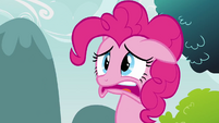 Pinkie Pie clone panicking S3E3
