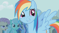 Rainbow Dash It's fine S1E06