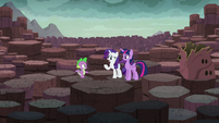 Rarity --what do you mean you have to win-- S6E5