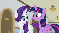 Rarity -only if we do it as ourselves- S8E16