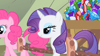 Rarity entire time S1E19