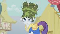 S01E06 Zielone włosy Rarity
