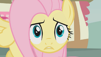 Scared Fluttershy -mountain-- S01E07