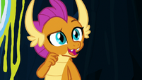 "Smolder ""it did call us all here"" S9E3"
