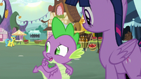 "Spike ""as well as you think she took it"" S8E18"
