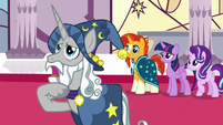 Star Swirl unsure about staying in Canterlot S7E26